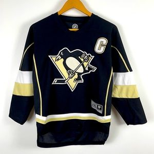 ✨3/$25✨NHL Pittsburg Penguins #87 Crosby Jersey